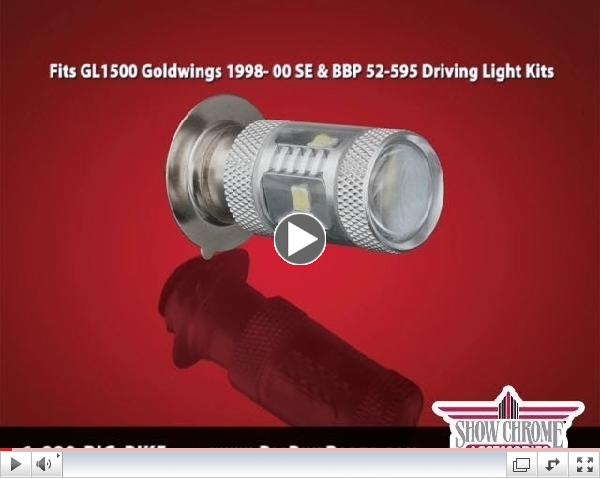 LED Driving Bulb