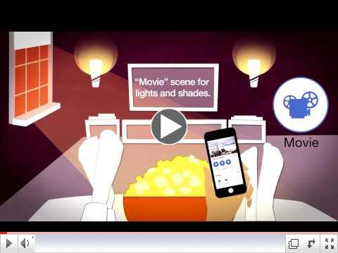 Watch this video to see the basics of the Lutron system...