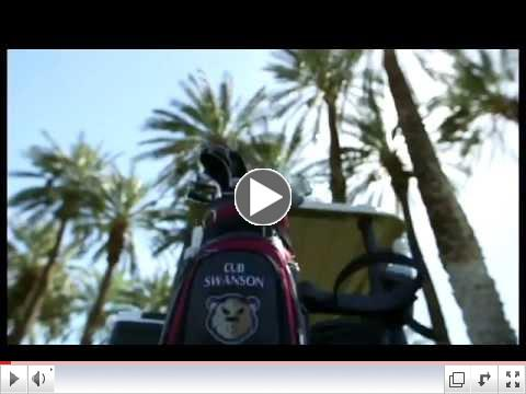 Cub Swanson at The Palms Golf Club w/ PowerBilt Golf