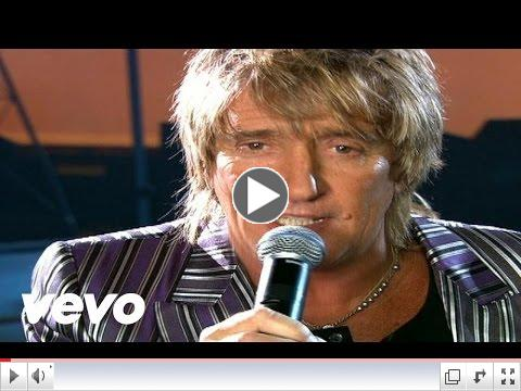 Rod Stewart - Have You Ever Seen The Rain (Official Video)