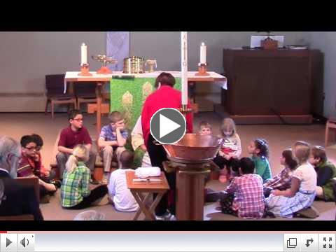Children's Sermon: Sharing God's Love with Soup