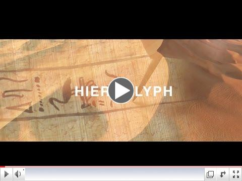 HIEROGLYPH by Arica Hilton