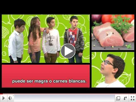 Spanish Children and the Med Diet