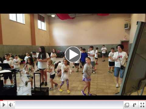 Dance Practice #2 - Casa Italia - Summer Camp