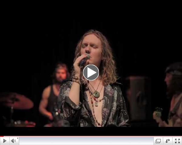 Led Zeppelin Tribute - Jonny James and the Hall of Fames