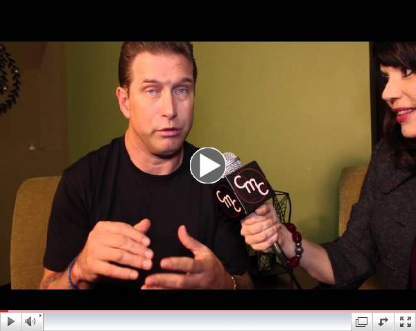 CMC #102 - CMA National Convention Day 2 - Stephen Baldwin interview