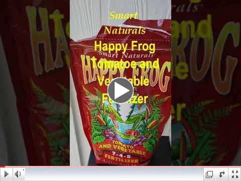 Green Thumb at 60 - Video #11 - Garden Fertilizers