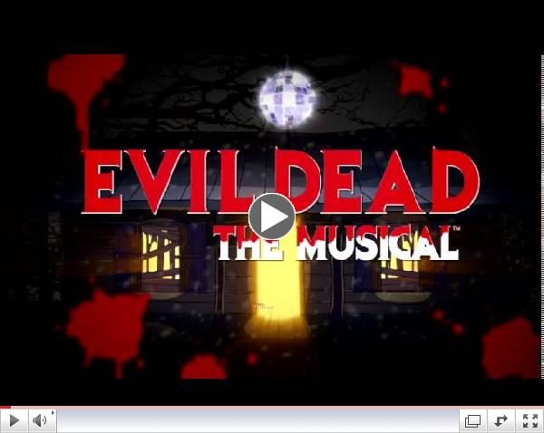 Evil Dead - The Musical: Voice Over by Rory O'Shea