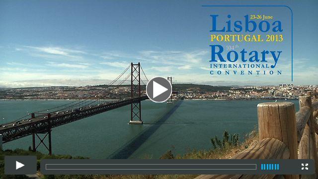2013 Lisbon RI Convention Promo