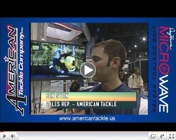 ICAST 2013 Pleasure Boaters Interview with American Tackle Representative Ben Stein