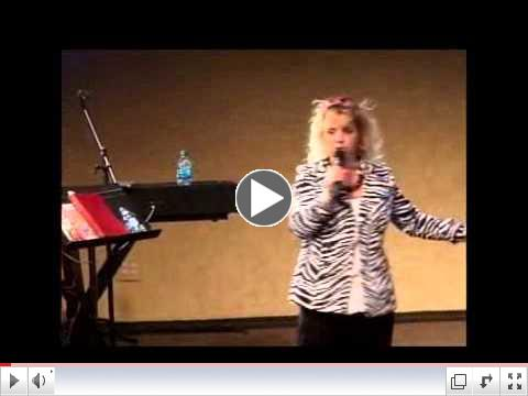 Kerri Pomarolli Testimony - Ladies Retreat