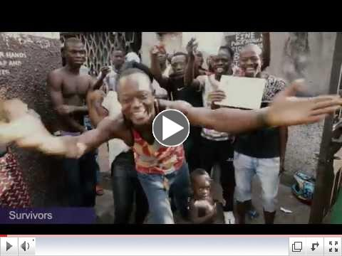 Bye Bye Ebola: the happiest music video of the year/ GlobalCitizen