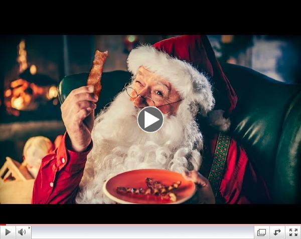 Santa Wants Bacon