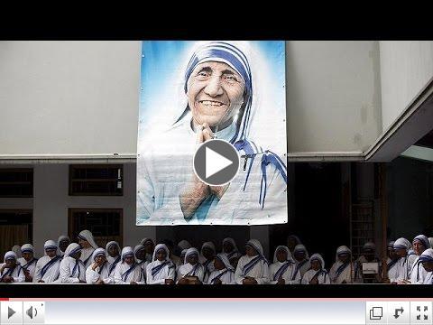 Sainte M�re Teresa : la religieuse de Calcutta sera canonis�e