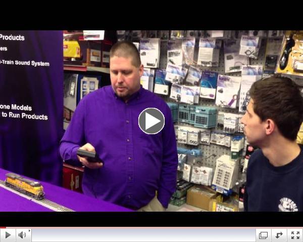 Soundtraxx Tsunami Sound Decoder Company Talks Diesel Sounds On TrainWorldTV