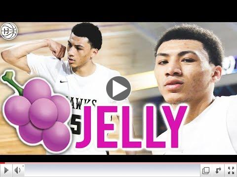 McDonalds All American Jahvon Quinerly brought his A game to the City of Palms 17