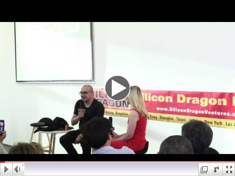 Silicon Dragon Beijing 2017: Talk with Dave McClure, 500 Startups
