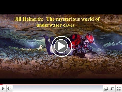 TED Talk: Jill Heinerth Cave Diving