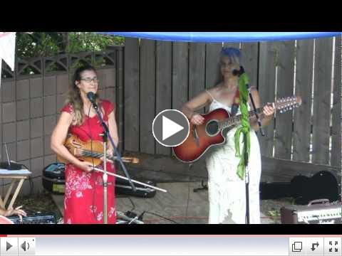 5 AM INSOMNIA BLUES - Wild Older Women CD Release Concert