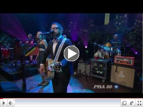 The Decemberists - Down by the Water (Live on Austin City Limits 08-09-2011) [HD 1080p]