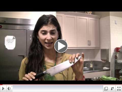 Kristina's Raw Food Kitchen Essentials