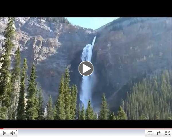 Takakkaw Falls, Canadian Rockies
