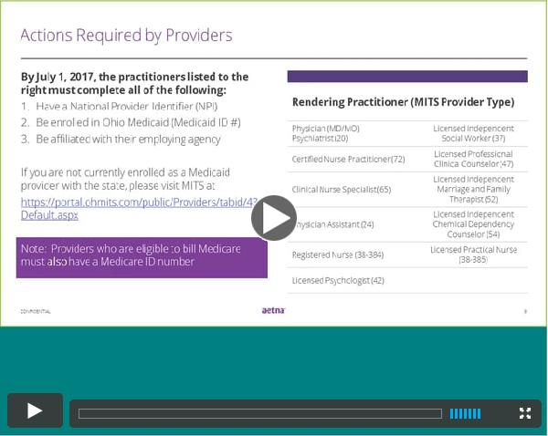 Behavioral Health Re-Design Provider Presentation-20170516 1732-1