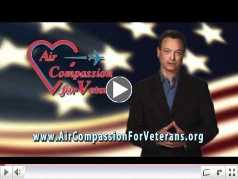 ACV Public Service Announcement featuring Gary Sinise