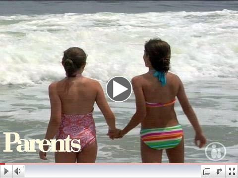 Water Safety at the Beach