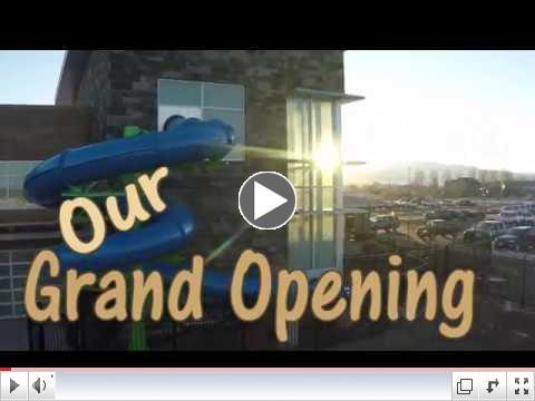 Montrose Community Recreation Center Grand Opening!