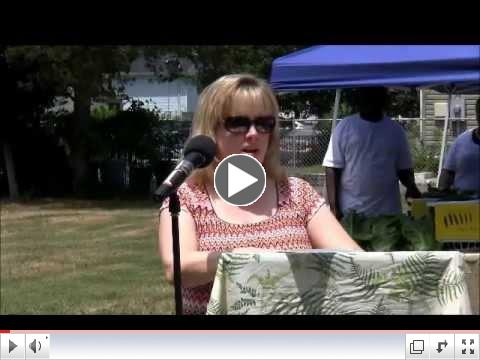 SHILOH COMMUNITY FARMERS' MARKET OPENING DAY