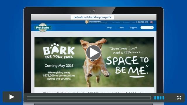 PetSafe® Bark for Your Park™ Video