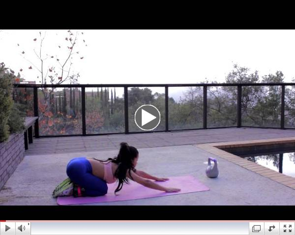 Legs & Abs Exercise Combo #6