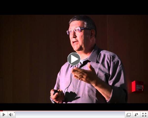 Yuval Shahar of Medilogos at at TEDxBGU