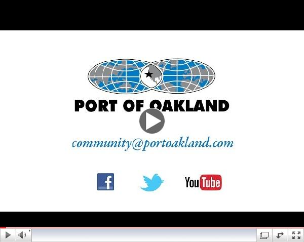 Welcome to the Port of Oakland Community Newsletter