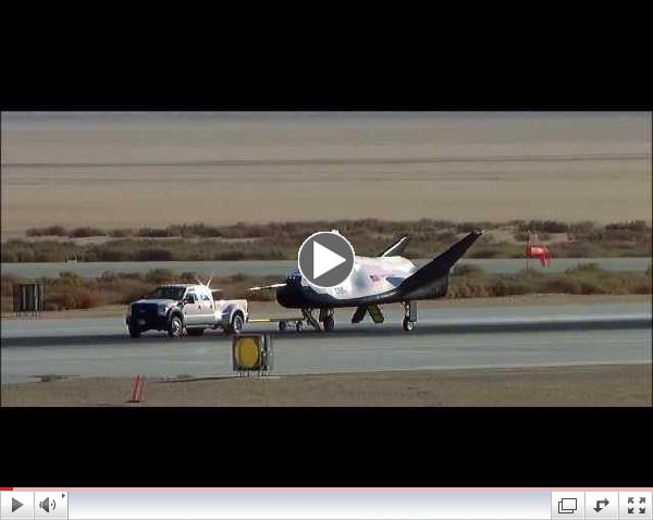 Sierra Nevada Corporation's Dream Chaser® Highlight Video
