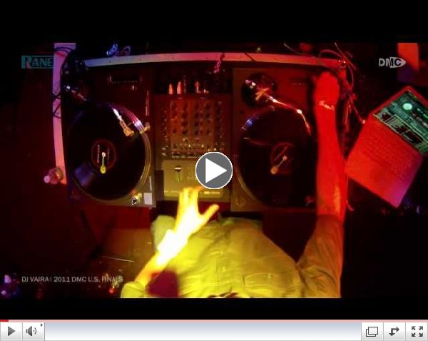 DJ Vajra || 2011 DMC U.S. Finals [Winning Set]