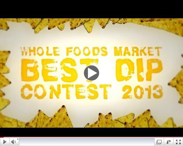 Best New Dip Contest 2013