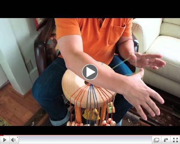 Basic Marudai Technique 1: Tama Handling