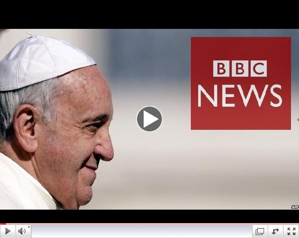 Pope Francis' first year in 90 seconds - BBC News