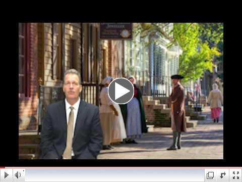 Mr. McLaughlin's Tuesday Tidbits Oveview from Colonial Williamsburg