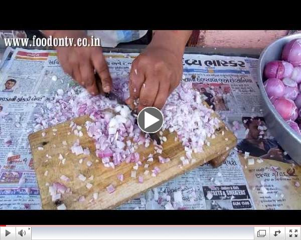 High Speed Chopping Master-Amazing Skills Video-Indian Food
