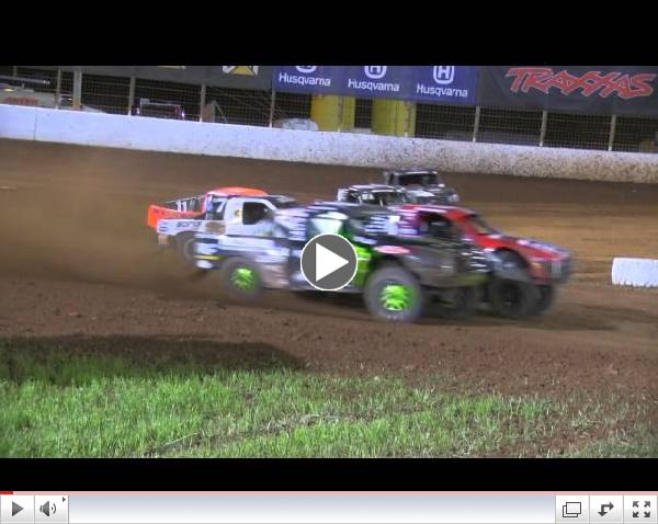TORC Charlotte: Rd 3. PRO-4WD 4-Wide!