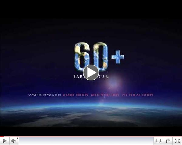 Earth Hour 2014 Video (60 sec)