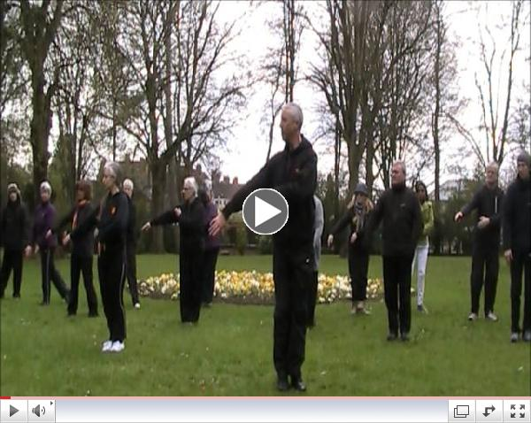 World Tai Chi Day 2013