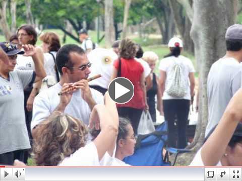 V Festival Mundial de Taichi y Chikung-Caracas Venezuela