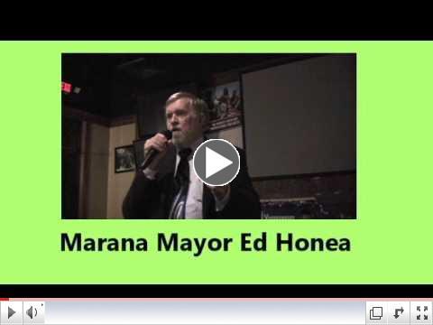 Mayor Ed Honea Endorses Ally Miller
