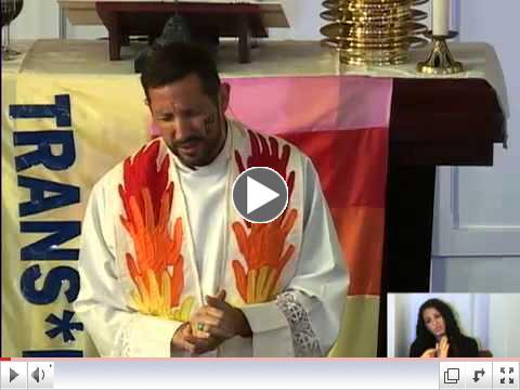 Pride Worship Service 5pm 2014 Founders MCC