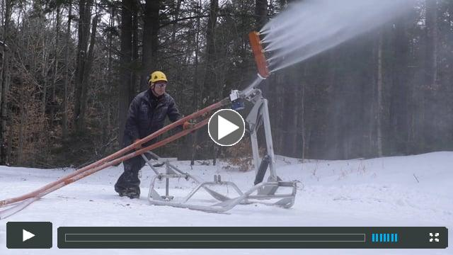 Factory Fridays, Featuring Snowmaking for Nordic Centers