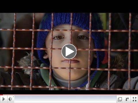 UNICEF: 50 Million Displaced Children Around the World